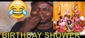Video: BIRTHDAY SHOWER | Latest 2018 Nigerian Comedy